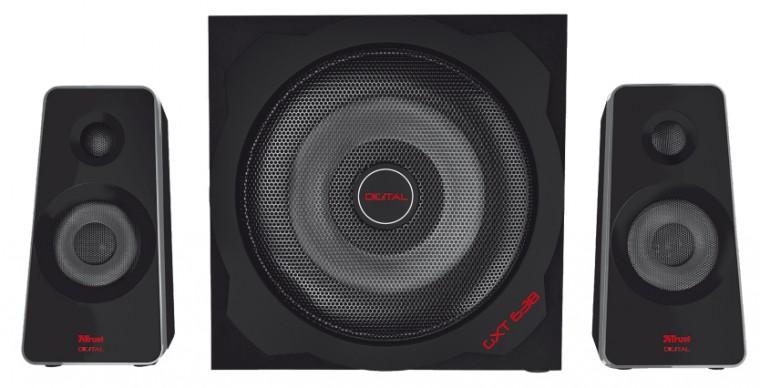 PC reproduktory 2.1 Trust GXT 638 2.1 Digital Gaming Speaker