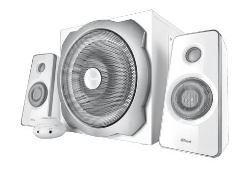 PC reproduktory 2.1 Trust Tytan 2.1 Speaker Set