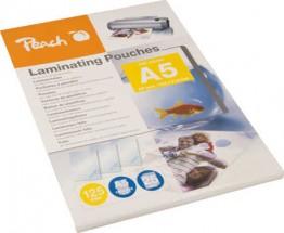Peach PPR525-03 lesklé 25ks A5, 125mic 00510439