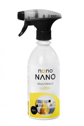 Péče o nábytek Nano - dezinfekce lůžek (500 ml)