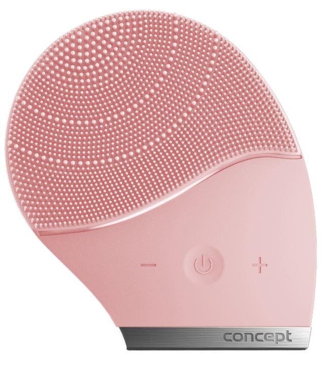 Péče o pleť Čisticí sonický kartáček na obličej Concept SK9002, pink