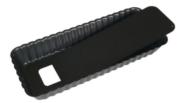 Pečící formy Nepřilnavá dortová forma de Buyer 470820, obdélníková , 20x8 cm