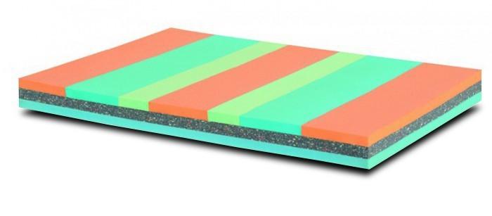 Pěnové Lorelei - Matrace, 180x200x18cm (RE,PUR,visco pěna)