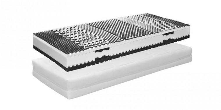 Pěnové Matrace Gala Visco 1000 - 80x200x22