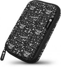 "Pevné ochranné pouzdro na 2,5"" HDD Connect IT CFF5000DD, Doodle"