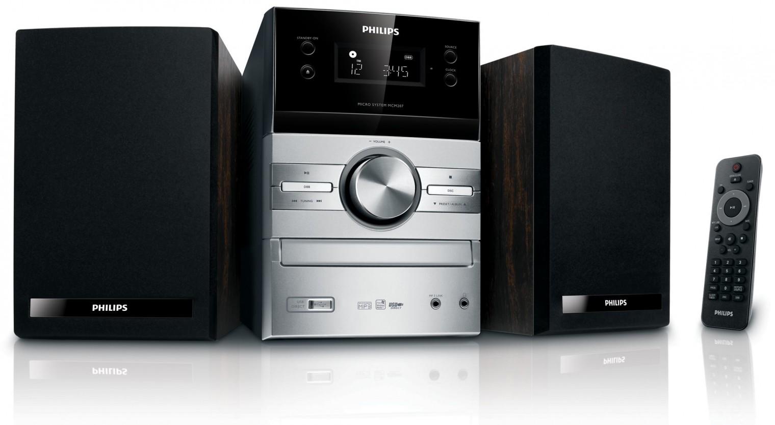 Philips MCM207/12