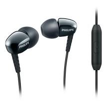 Philips SHE3905BK, černá SHE3905BK/00