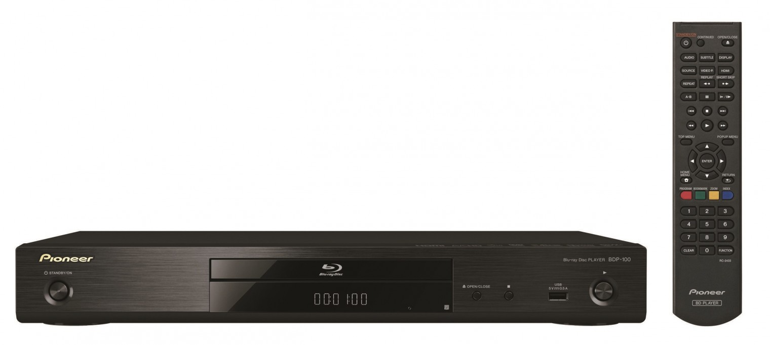 Pioneer BDP-100-K