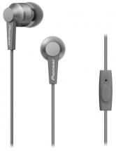 PIONEER SE-C3T-H sluchátka / šedá