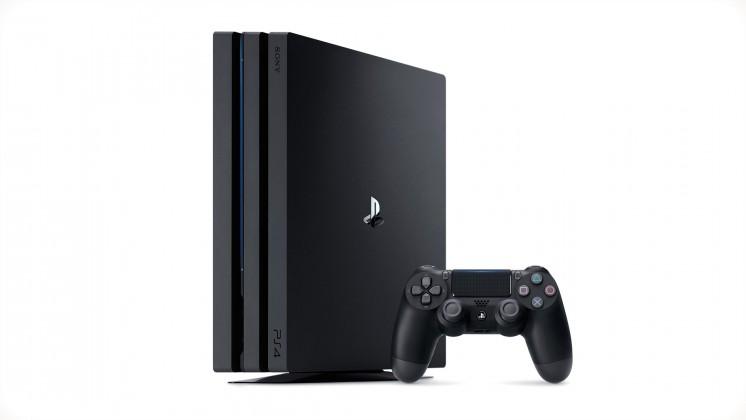 PlayStation 4 Pro 1TB, černá PS719936961
