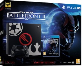 PlayStation 4 Pro,1TB,Star Wars Battlefront II,PS719973164