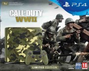 PlayStation 4 Slim, 1TB, Call of Duty: WWII, PS719943167
