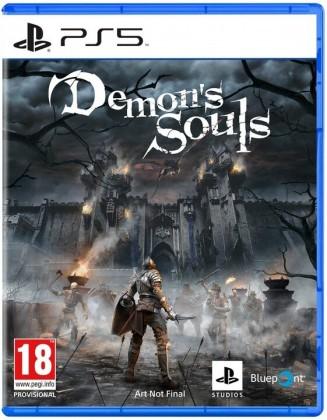 PlayStation 5 hry Hra PS5 Demon's Souls Remake