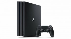 Playstation Black PS4 Pro 1TB Gamma Chassis/EAS