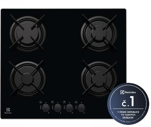 Plynová varná deska ELECTROLUX EGT6242NVK