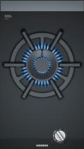 Plynová varná deska Siemens ER 3A6AD70