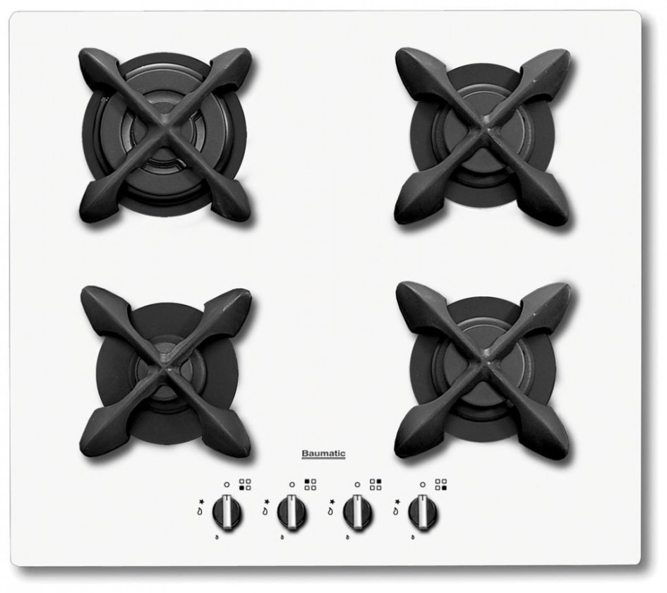 Plynové desky Baumatic B72TCW