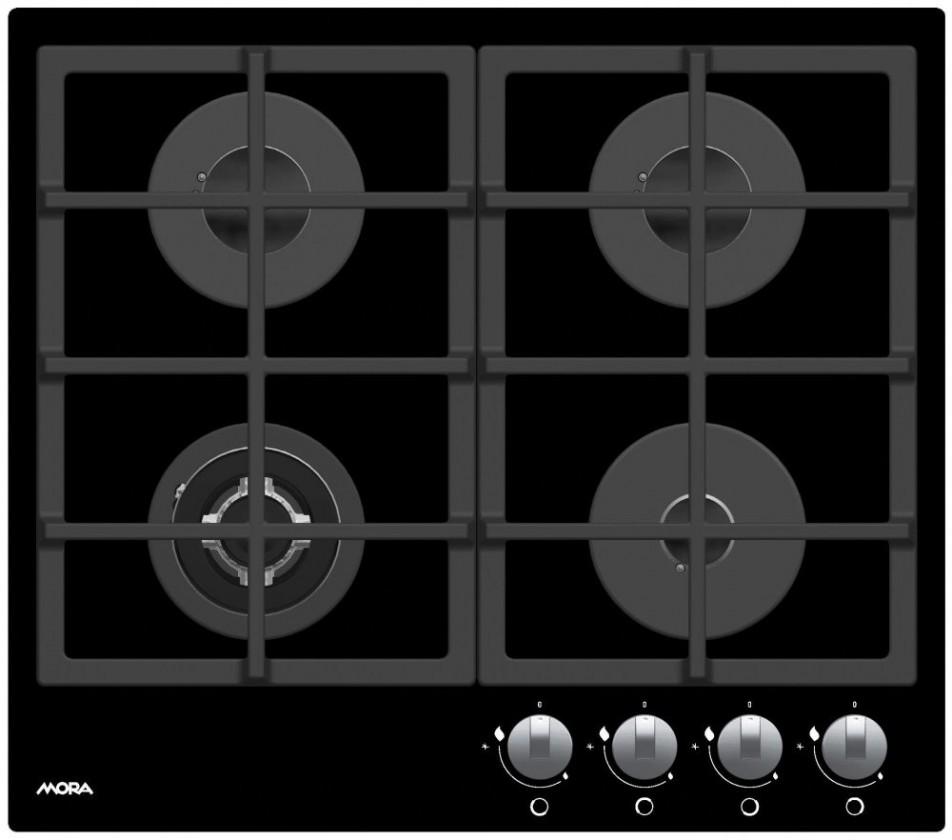 Plynové desky Plynová varná deska Mora VDP 645 GB1