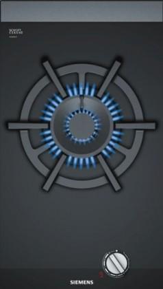 Plynové desky Plynová varná deska Siemens ER 3A6AD70