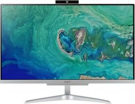 """Počítač Acer Aspire C24-865 ALL-IN-ONE, 23,8"""", i5, stříbrná + ZDARMA USB-C Hub Olpran v hodnotě 999 Kč"""
