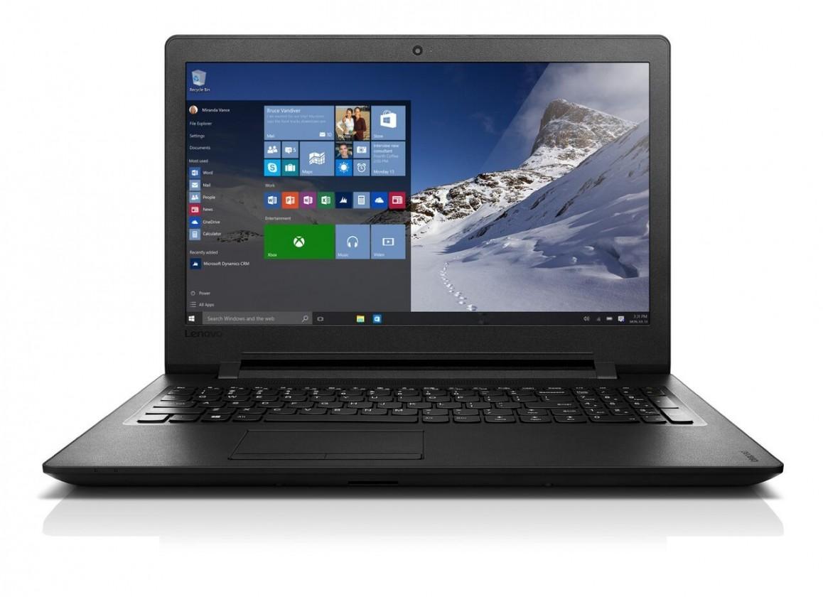 Počítače, tablety ZLEVNĚNO Lenovo IdeaPad 110 80UD00T0CK, černá OBAL POŠKOZEN