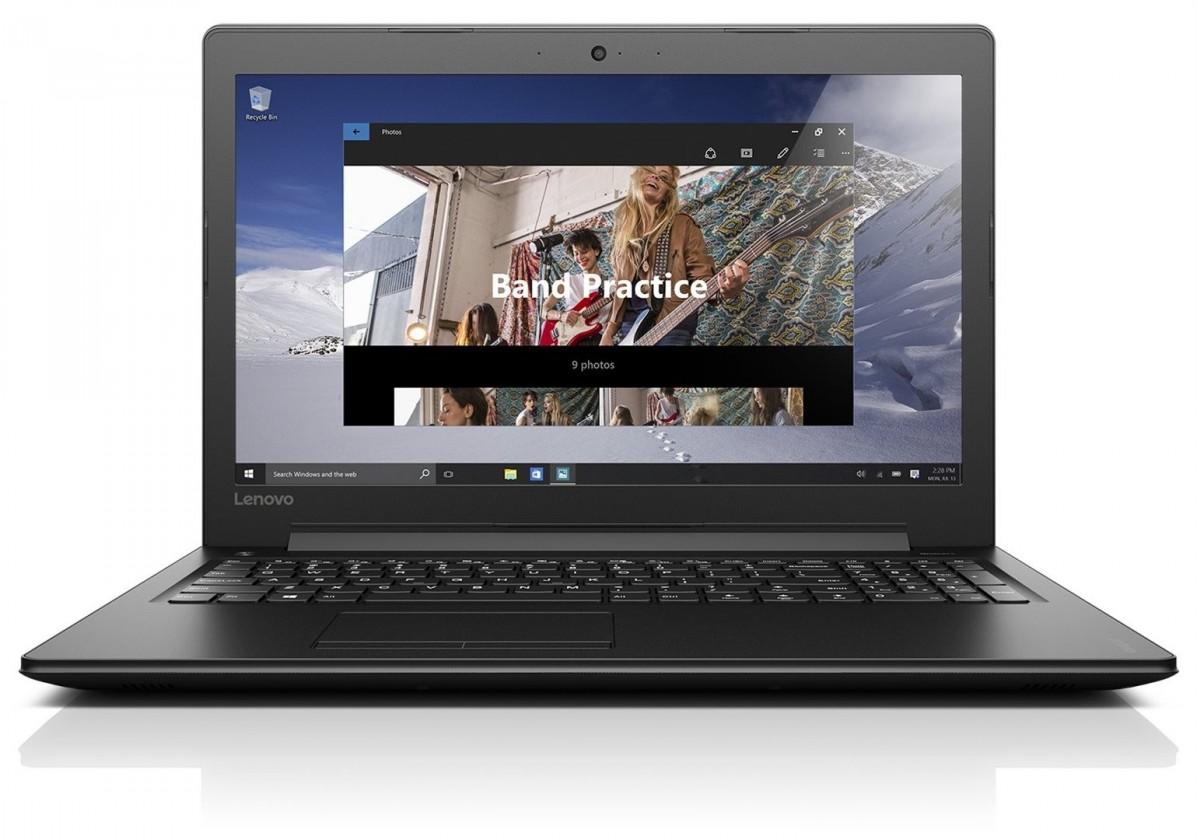 Počítače, tablety ZLEVNĚNO Lenovo IdeaPad 310 80SM01LSCK, černá OBAL POŠKOZEN