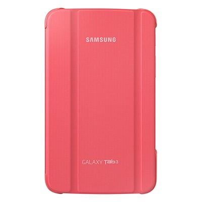 Počítače, tablety ZLEVNĚNO Samsung EF-BT210BP polohovací kryt, růžový ROZBALENO