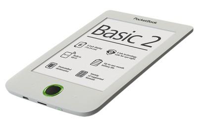 PocketBook 614 Basic 2 Bílá ROZBALENO