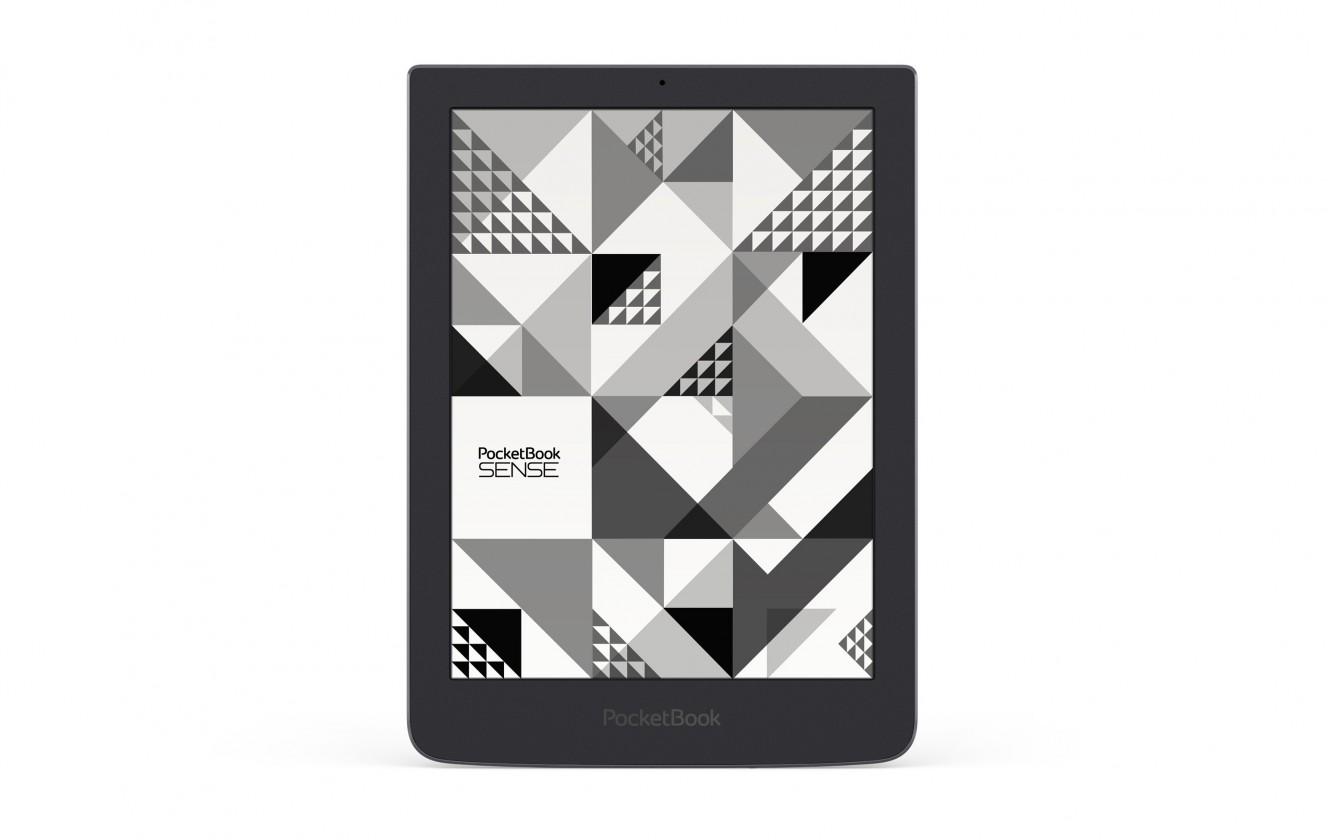 PocketBook 630 Sense, šedá + obal KENZO