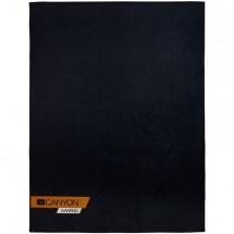Podložka pod křeslo Canyon AR1CNDSFM01, 100 × 130 cm, černá