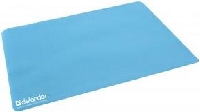 Podložka pod myš Defender Microfiber, 300x225x1,2, modrá