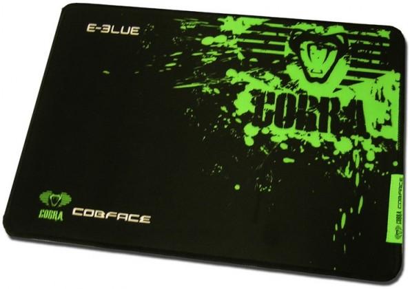 Podložka pod myš E-Blue Podložka pod myš Cobra M,herní,černozelená