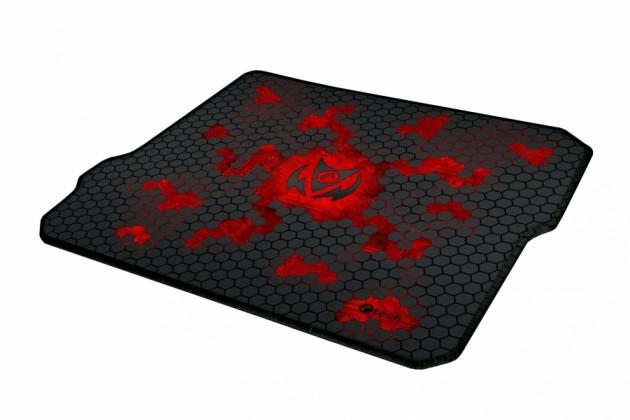 Podložka pod myš Herní podložka pod myš C-TECH ANTHEA CYBER RED