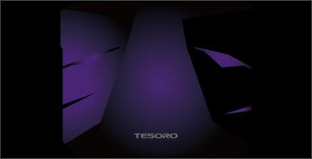 Podložka pod myš Tesoro ts-x3