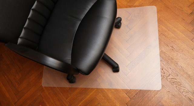 Podložka pod židli 80x100 (mléčná)