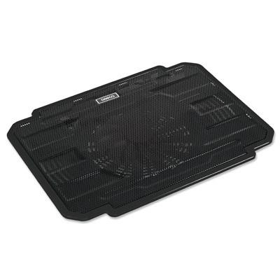Podstavec pod notebook OMEGA ICE BOX, 14cm větrák, černý