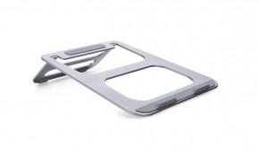 Podstavec pro notebooky COTEetCI hliníkový stříbrný CS5151-TS