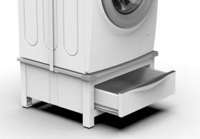 Podstavec se šuplíkem pro pračku a sušičku Meliconi M656144