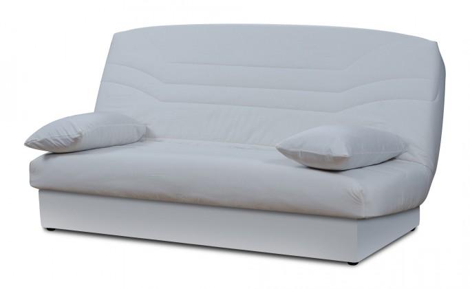 Pohovka Clic Clac - rozkládací, matrace 12 cm (cotton ecrou)