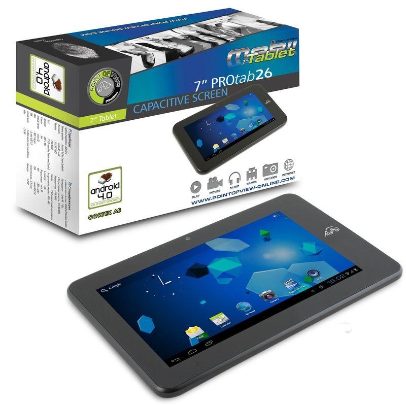 Point of view tablet PC ProTab 26 (TAB-PROTAB26)