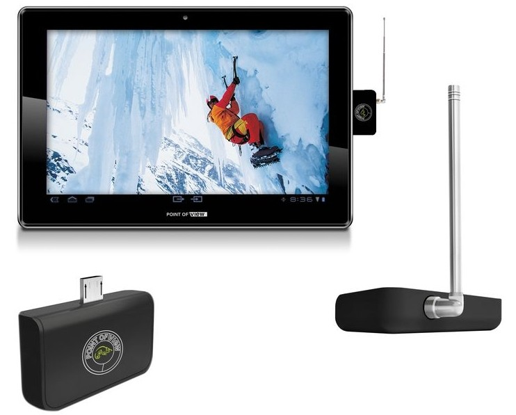 Point Of View TV Dongle, TV-DVBT-01