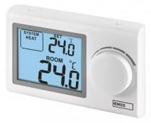 Pokojový termostat Emos P5604, drátový, manuální