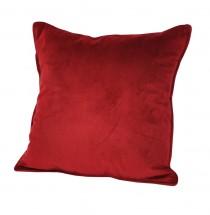 Polštář (40x40 cm, červená)