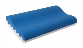 Polštář Blu - 60x40x12 (potah lurex)