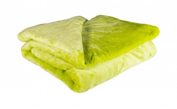 Polštáře a přikrývky Deka mikrovlákno DM10 (150x200, svěle zelená)