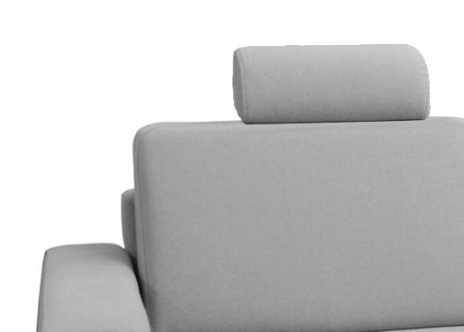 Polštářky k sedacím soupravám Enzo - Opěrka hlavy