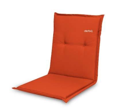 Polstr Look 831 - Polstr, nízký (oranžová)