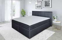 Postel Boxspring Bea 180x200, vč. matrace, topperu