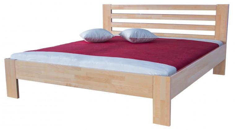 Postel z masivu Rám postele Ines, 160x200, masívní buk
