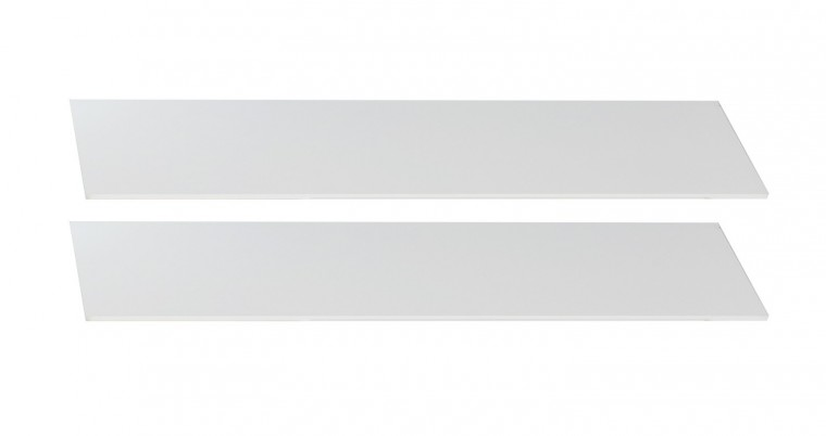 Postýlky a příslušenství Filou - Bočnice k dětské postýlce (alpská bílá)